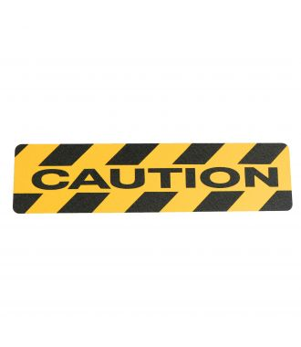 """Caution"" Anti-Rutsch Klebeband"
